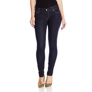 """7 For All Mankind 'The Skinny"""" Stretch Jeans"""